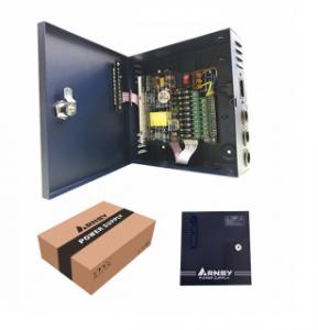 ARNEY AR910 9CH Pwr Supply, power Supply Arney, Power Supply cctv