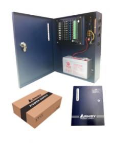 ARNEY AR915B 9CH UPS Power Supply, UPS Pwr SUpply, Power Supply 9 channel